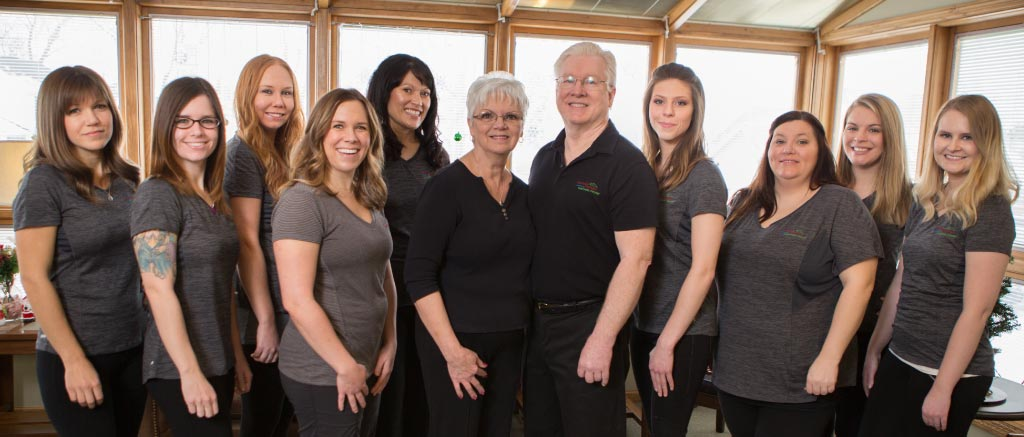 2016 Natural Therapy Wellness Center Staff