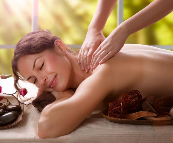 Massage at Natural Therapy Wellness Center