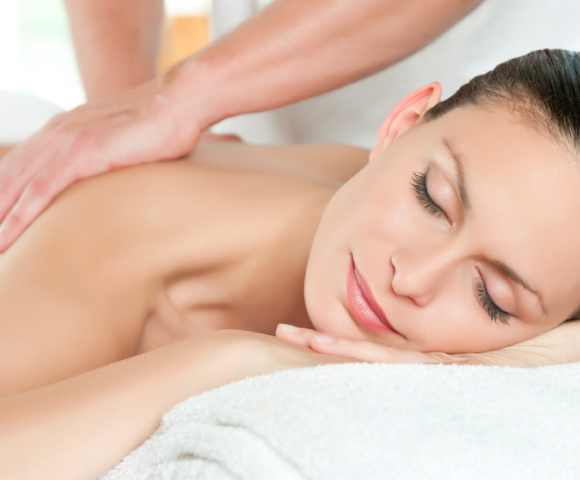 Relaxing Massage at Natural Therapy Wellness Center