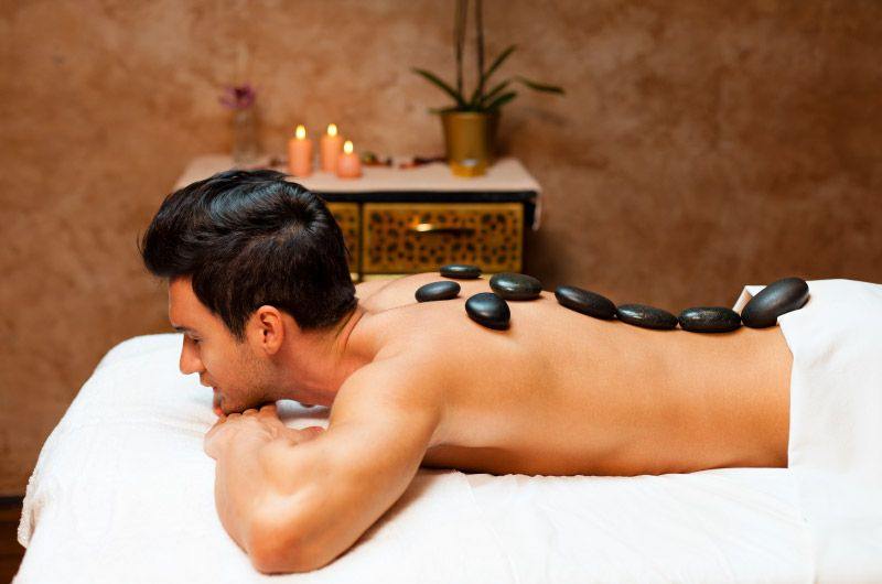 hot stone massage McHenry IL