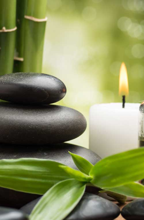 hot stone massage McHenry