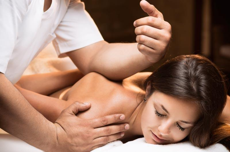 massage at Natural Therapy Wellness Center McHenry IL