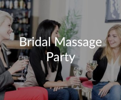 bridal massage party at Natural Therapy Wellness Center in McHenry IL