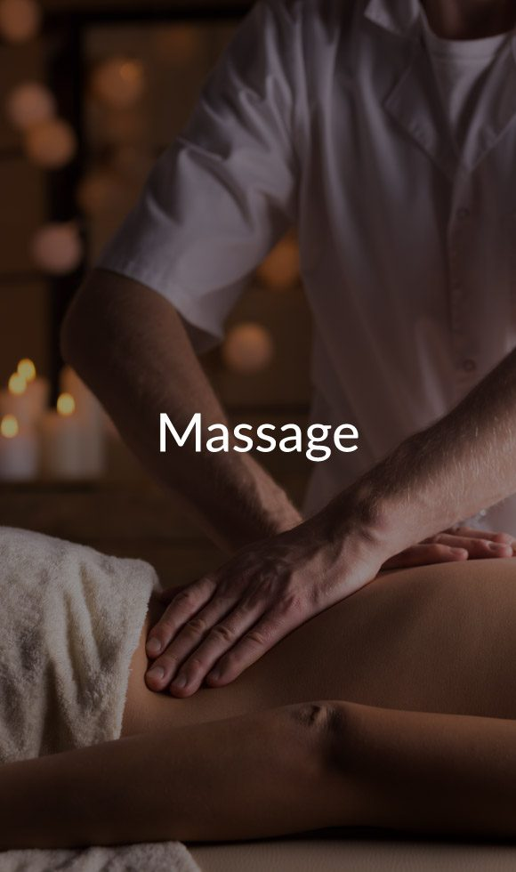 massage at Natural Therapy Wellness Center in McHenry IL