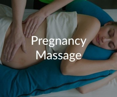 pregnancy massage at Natural Therapy Wellness Center in McHenry IL