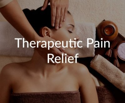 therapeutic pain relief at Natural Therapy Wellness Center in McHenry IL