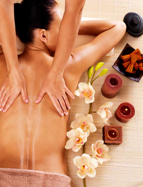relaxing massage in McHenry IL