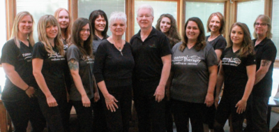 Natural Therapy Wellness Center staff